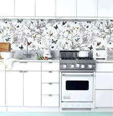 wallpaper kitchen backsplash ideas astonishing kitchen backsplash wallpaper wonderful washable