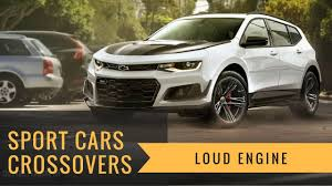 bbc autos with a 500hp wow mix sports cars with crossovers youtube