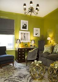 Best Apple Green Decor Images On Pinterest Green - Green color for living room