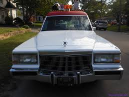 ecto 1 for sale 1992 cadillac brougham ecto 1 ghostbusters hearse promo car