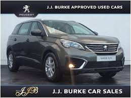 used peugeot suv peugeot 5008 suv 7 seat active order yours today 2018 181