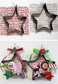 cookie cutter ornaments make ornaments decorations using