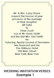 proper wedding invitation wording wedding invitation wording with deceased parent matik for