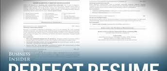 What A Resume Looks Like How To Perfect A Resume Teacher Resume Sample My Perfect Resume