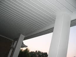 vinyl porch ceiling material 13 options materials 5 home