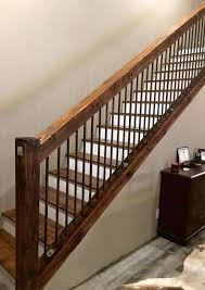 metal landing banister and railing spindles stairs and railings spindle ab ca jobs funnycats site