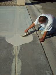 Repair Concrete Patio Cracks Of The Numerous Concrete Repair Products Available This One