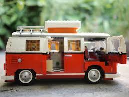 volkswagen lego scout regalia lego vw campervan