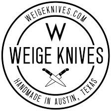 home weige knives custom chef knives