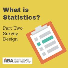 questionnaire design what is statistics part two survey questionnaire design iiba