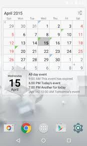 agenda apk calendar widget month agenda apk for android