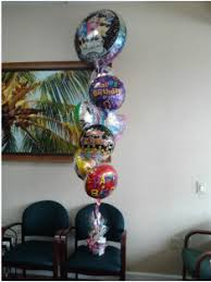 singing balloons delivery singing balloons palm balloon event decorating ideas