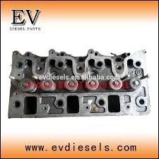 head cylinder s4sd s6sd l3c l3e cylinder head excavator engine