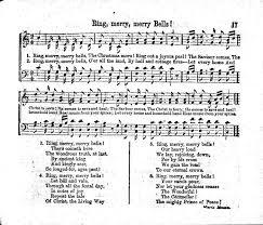 ring merry merry bells