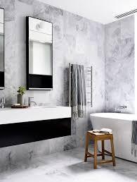 black white grey bathroom ideas best 25 black white bathrooms ideas on pinterest charming small and