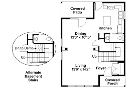 cottage homes floor plans cottage house plans emerson 30 108 associated designs