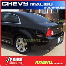 spoilers u0026 wings for chevrolet malibu ebay