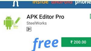 apk editor pro simple way to apk editor pro free