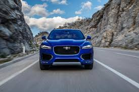 jaguar f pace 2017 jaguar f pace blue grille photos gallery 2017 jaguar f