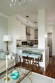 kitchen peninsula designs that make cook rooms look amazing view in gallery peninsula with a column