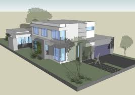 Homeplan Com by Stunning Contemporary Metric Home Plan 97008au Architectural