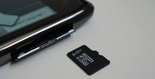 solved android phone doesn t detect extemal sd card