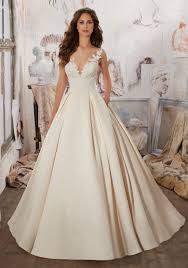 marriage dress marina wedding dress style 5501 morilee