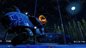 halloween themed wallpaper rocket league adding halloween themed items for a limited time