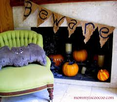 halloween beware banner diy plus spooky decorating ideas
