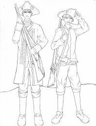 coloring fresh french and indian war coloring pages coloring