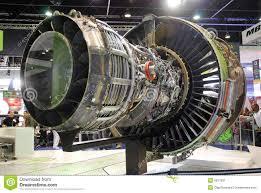 Turbine Engine Mechanic Jet Engine Editorial Stock Image Image 21508844