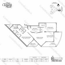 Waterview Condo Floor Plan by One Tequesta Point Unit 1111 Condo For Sale In Brickell Key