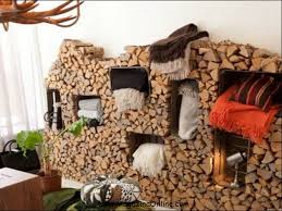 23 best 26 impressive wood log wall ideas images on