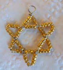 How To Make Christmas Ornaments Out Of Beads - love this cute temple ornament i would hang it from my car mirror