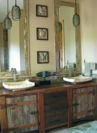 Barnwood Bathroom Vanity Barnwood Bathroom Vanity Bathroom Furniture Rustic Vanities
