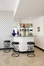 Wrought Iron Bar Stool Wrought Iron Bar Stools Family Room Eclectic With Artwork Bar Area