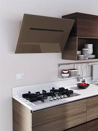 modern kitchen range hoods cooking area with hood evolution scavolini modernkitchens