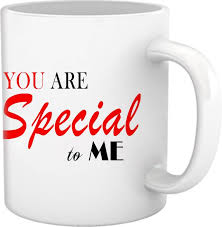 mug design for him tied ribbons valentinetine day combo gift for husband gift for