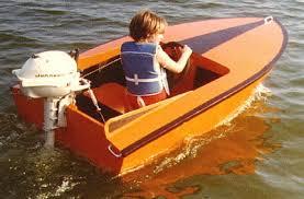 8 u0027 wee mini runabout boatdesign
