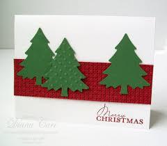 christmas handmade christmas cards using burlap for kids card