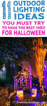 the 25 best halloween lighting ideas on pinterest spooky