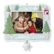 our family photo holder 2010 hallmark ornament home