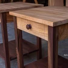 custom nightstands handmade bedside tables custommade com