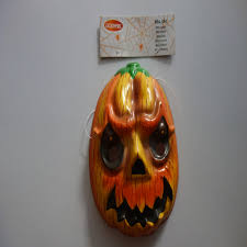 pumpkin mask for halloween plastic scary mask plastic scary mask suppliers and manufacturers