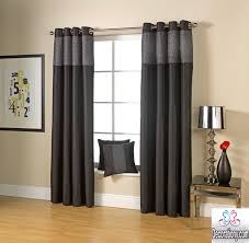 25 modern curtains designs for more elegant look decorationy black floral curtains