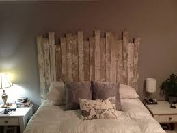 homemade headboard diy our homemade headboard cabin in the woods pinterest