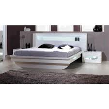 sciae opus white gloss bed frame double furniture123