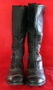 knee high motorcycle boots arnold schwarzenegger motorcycle boots u2013 the prop master