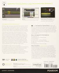apple pro training series logic pro 9 and logic express 9 amazon