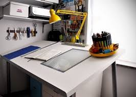 Desktop Drafting Table Make A Diy Drafting Table From An Ikea Desktop Ikea Hackers